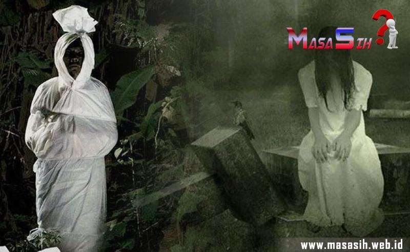 10 Hantu Indonesia Terseram Dan Nyata