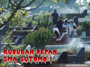 Kuburan Depan SMA Sutomo 1