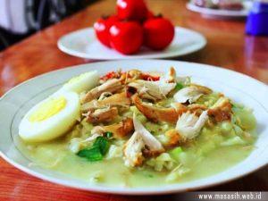 Kuliner Khas Cirebon Mie Koclok