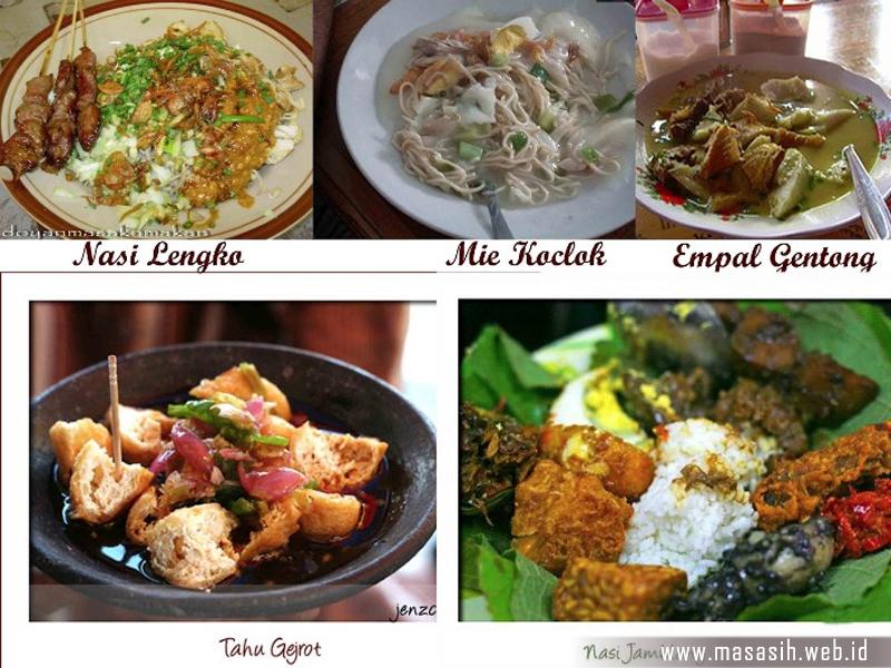 Kuliner Khas Cirebon Yang Terkenal Enak Dan Murah
