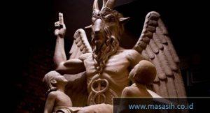 Kota di Dunia yang Berkaitan dengan Sekte Pemuja Setan