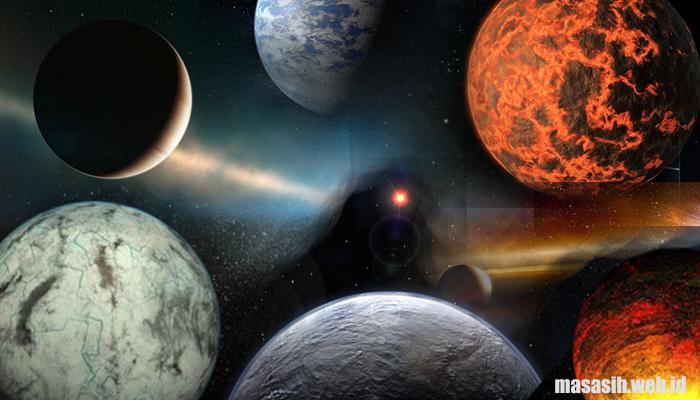 10 Penemuan Planet Paling Aneh