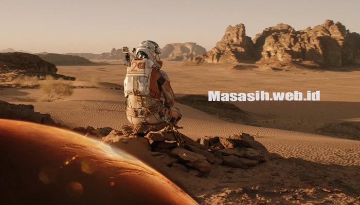 5 Fakta Tentang Planet MARS