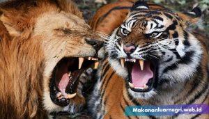 gigitan hewan terkuat