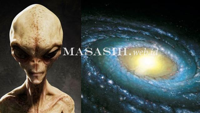 Menurut Ilmuan Gas Ini Tanda Adanya Alien